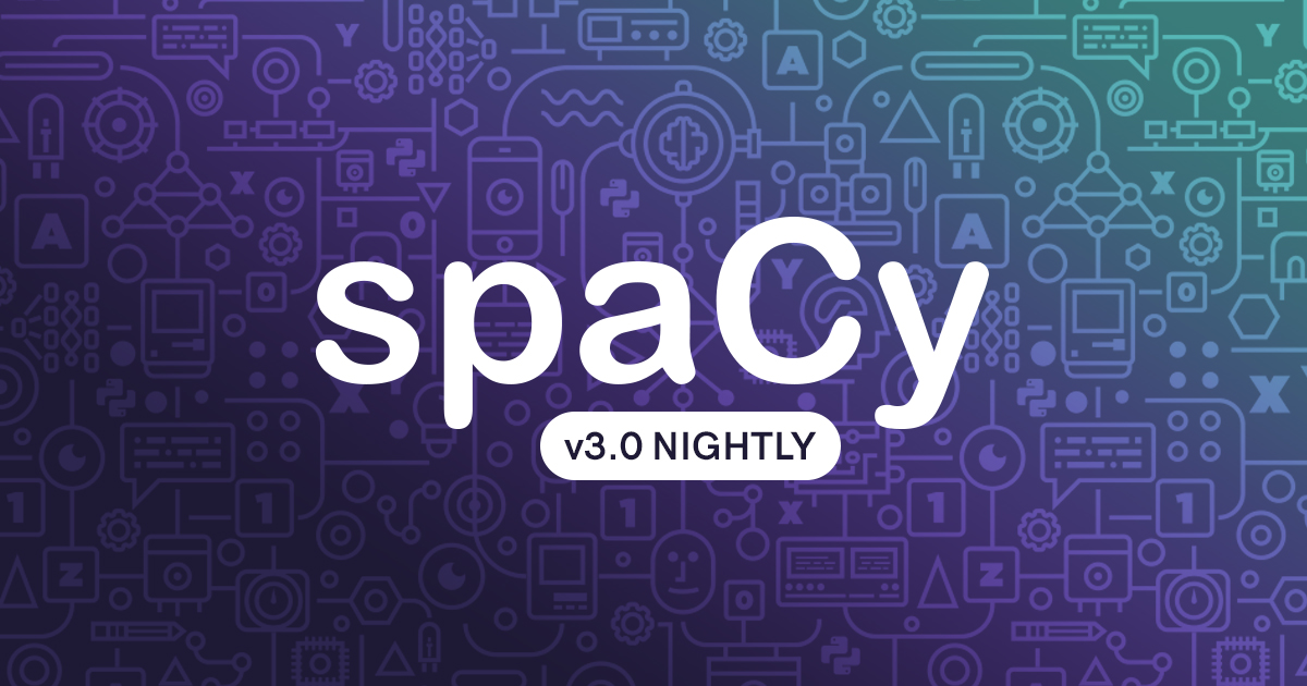 Command Line Interface · spaCy API Documentation (nightly)